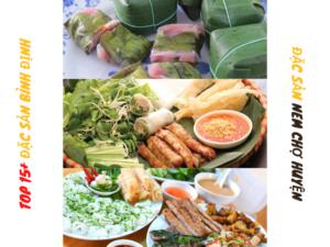 Top 15+ đặc sản Bình Định